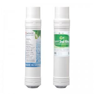 Filtros Carbonit bloque EM-X + DM y cerámicas EM - MMP