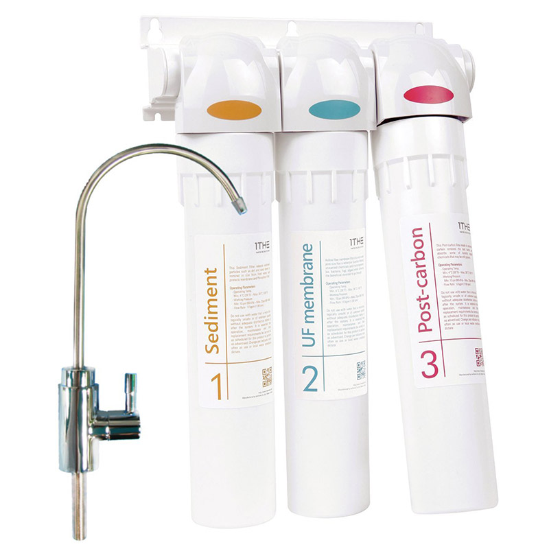 1THE Water filter system