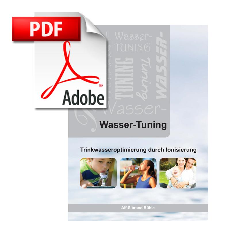 """Libro electrónico """"Wasser-Tuning"""""""