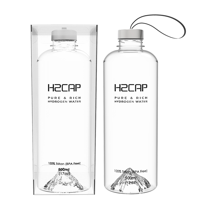 H2Cap Ersatzflasche PCO30 Gewinde