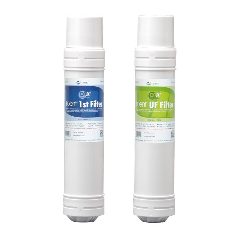 DM Aktiv-Kohle + DM UF Membran Filter - MMP