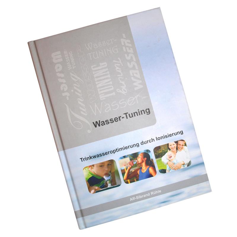 """Buch """"Wasser-Tuning"""" deutsch"""